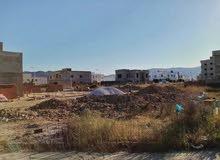 قطعة أرض مهيأة صالحة للبناء بالمنطقة التجارية ببرج السدرية مساحتها396 متر مربع