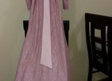 فستان  سواريه  جديد  قماش من الخارج