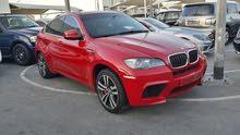 2010 BMW X6 M power  Full options Gulf specs