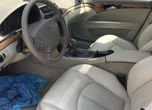 Mercedes Benz E 200 car for sale 2004 in Hawally city