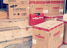 مكيف TOSOT  افضل الماركات العالميه باسعار تنافسيه من مؤسسه الامبراطور