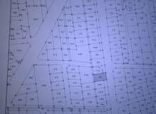 ارض للبيع  المساحه 992 متر