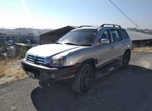 Hyundai Santa Fe 2005 For sale - Silver color