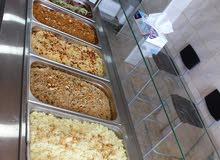 شركة تقدم وجبات الطعام للمصانع والشركات الكبيره والصغيره