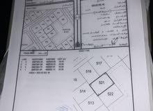 ارض سكنيه في مخيليف بصحم الحاره عالشارع