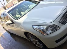 White Infiniti G35 2008 for sale