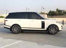 For sale 2014 White Range Rover