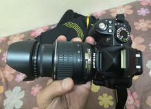 nikon camra like new two months used