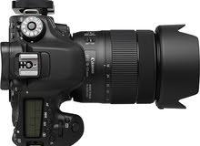 مطلوب كاميرا كانون 6D mark2  و5D  mark3