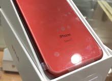 ايفون 7 128 احمر اصلي