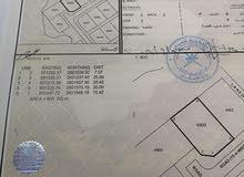 انا المالك - ارض سكنية كونر للبيع العامرات الاولى ( السعر 45.000 الف )