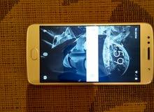 نقال Motorola G5s للبيع 600 دينار