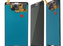 شاشة Samsung galaxy note 4 الاصلية