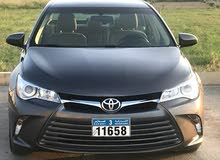 Brown Toyota Camry 2015 for sale