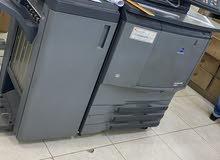ماكينة طباعة و تصوير ملون  Konica Minolta