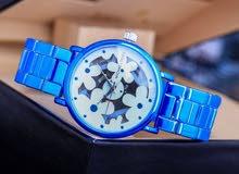 ساعة هاي كوبي مايكل كورس معدن قفل اوريجنال
