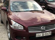 NISSAN MAXIMA 2011 FOR SALE