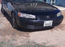 Automatic Black Toyota 1999 for sale