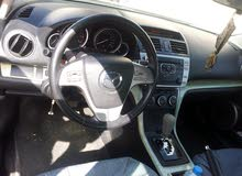 مازدا 6 موديل 2008 للبدل بسيارة دفع رباعي