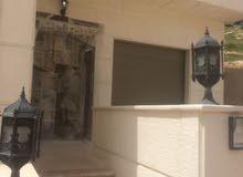 شقة ارضية مميزة للبيع في الكرسي 150م مع ترسات 60م تشطيب سوبر ديلوكس لم تسكن