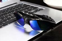 نظارة الكترونية مع بلوتوث للأتصال المباشر