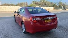 للبيع كامري 2012 الفئه S رقم 1 السعر 3400 قابل التفاوض
