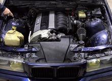 km mileage BMW 320 for sale
