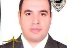 محامي ومستشار قانوني مصري أرغب في العمل