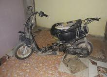 دراجه منغولي شغاله بس عوزهه كابريته بيع او مراوس
