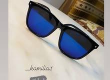 نظاره شمسيه للرجال متوفر منها  اللون الأسود والازرق