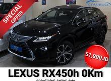 Lexus RX450h 2019 AWD Zero