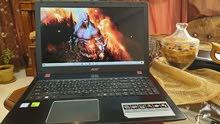 """Acer Workstation i7 6th Gen 6GB Graphic 15.6"""" Laptopايسر كمبيوتر بحالة ممتازة"""