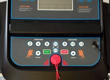 جهاز مشي Power fit treadmill