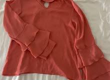 blouse - بلوزة