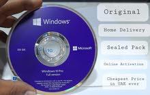Microsoft Windows 10 Pro 64bit Sealed pack