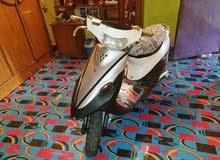 دراجة نارية ياباني نوع ياماها ام 9زروف محرك ما مفتوح شرط
