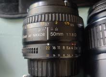 Nikon D7000 with 4 lenses