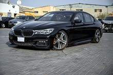 BMW 750i M pack full option