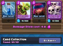 clash Royale rare account for sale