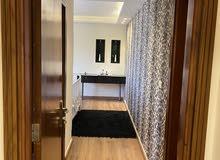 شقة مميزة جداً 180 متر وحديقة 150 متر وملحق 70 متر