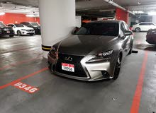Lexus IS 350 f-sport 2015 GCC