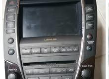 للبيع شاشة لكزس إي اس واغراض سيارات