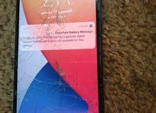 جوال ايفون 11 الشاشة مكسوره