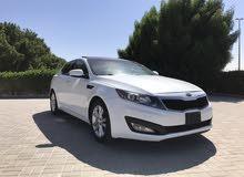 Kia Optima 2013 full option