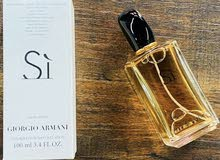 Tester perfume SÌ بالحجز