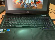 ASUS GL503GE GAMING LAPTOP (same like new )