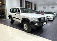 Nissan Patrol Safari 2002 (White)