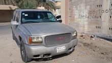 Automatic Silver GMC 1999 for sale