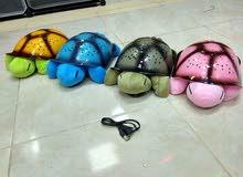 السلاحف المضيئة