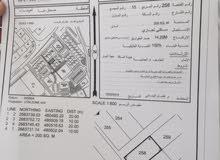 تجاريات للبيع قطعتين شبك شرق مركز صحي لعوينات مساحة400 مط38